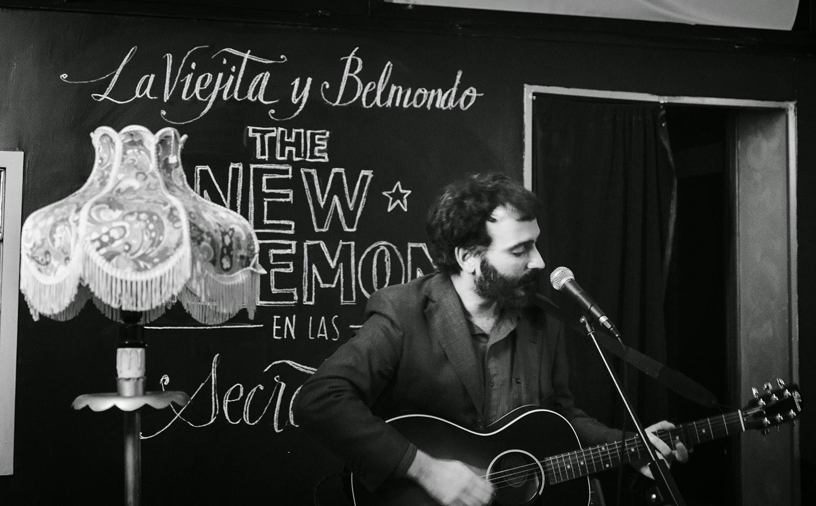 The New Raemon en las Secretas Sesiones Secretas por Pedro García