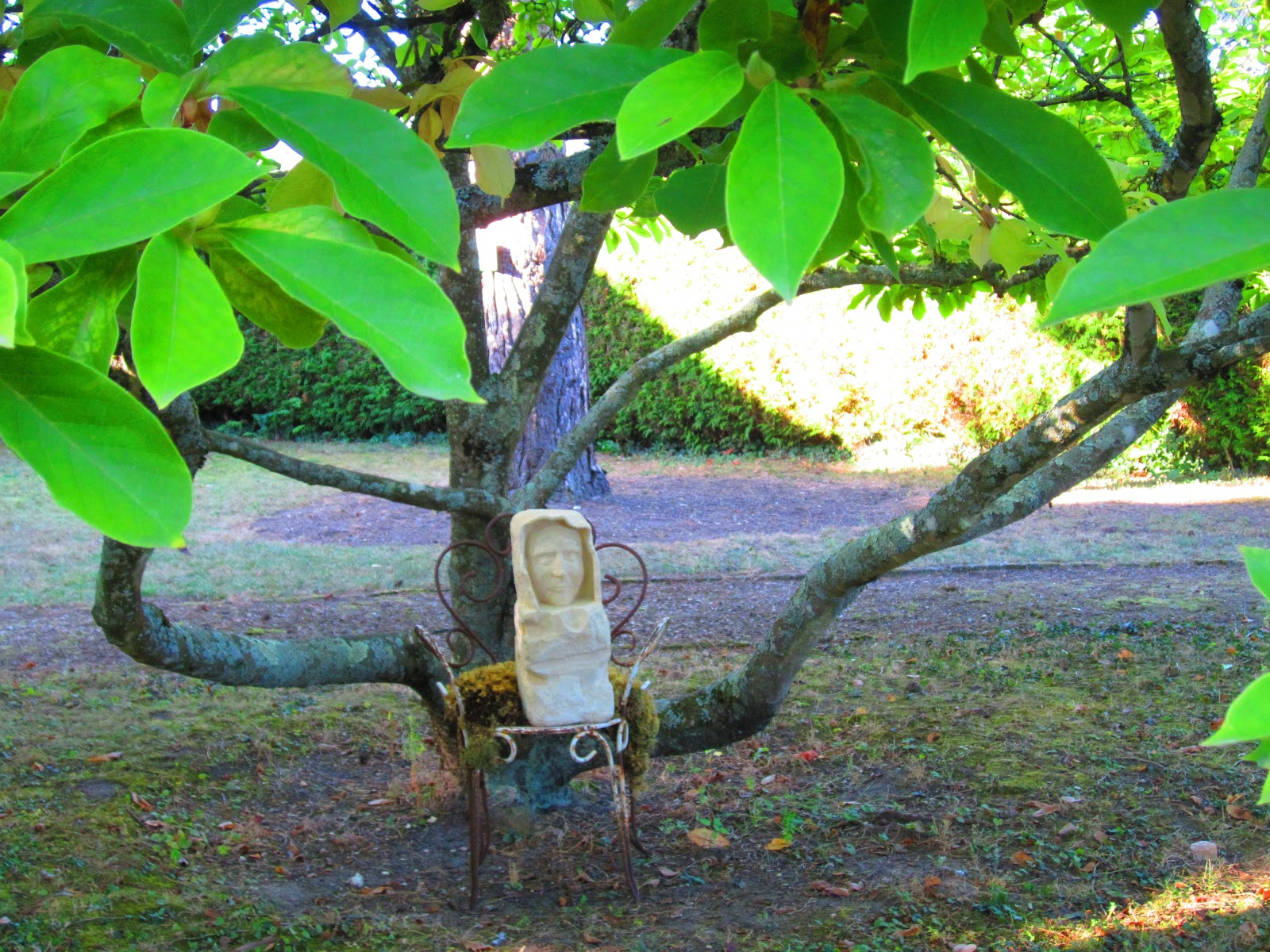 Le jardin de gros bois un magnifique endroit for Le jardin morat