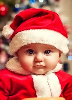 Cute 25 Merry Christmas Images for Whatsapp DP - Merry Christmas 2016 ...