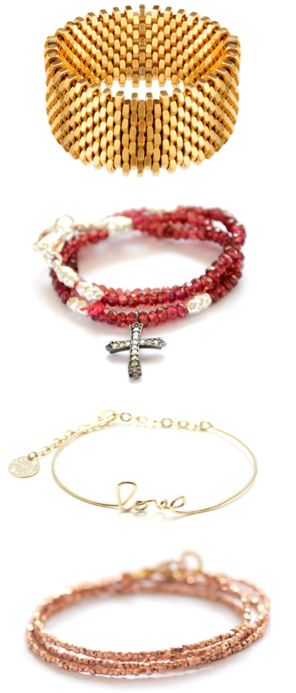 Les jolis bracelets ❤