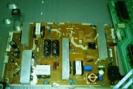 Tivi samsung đang xem bị tắt đột ngột, đèn báo nguồn nhấp nháy nhưng không lên gì