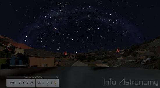 Malam Ini Galaksi Bima Sakti Membentang, Bagaimana Melihatnya?