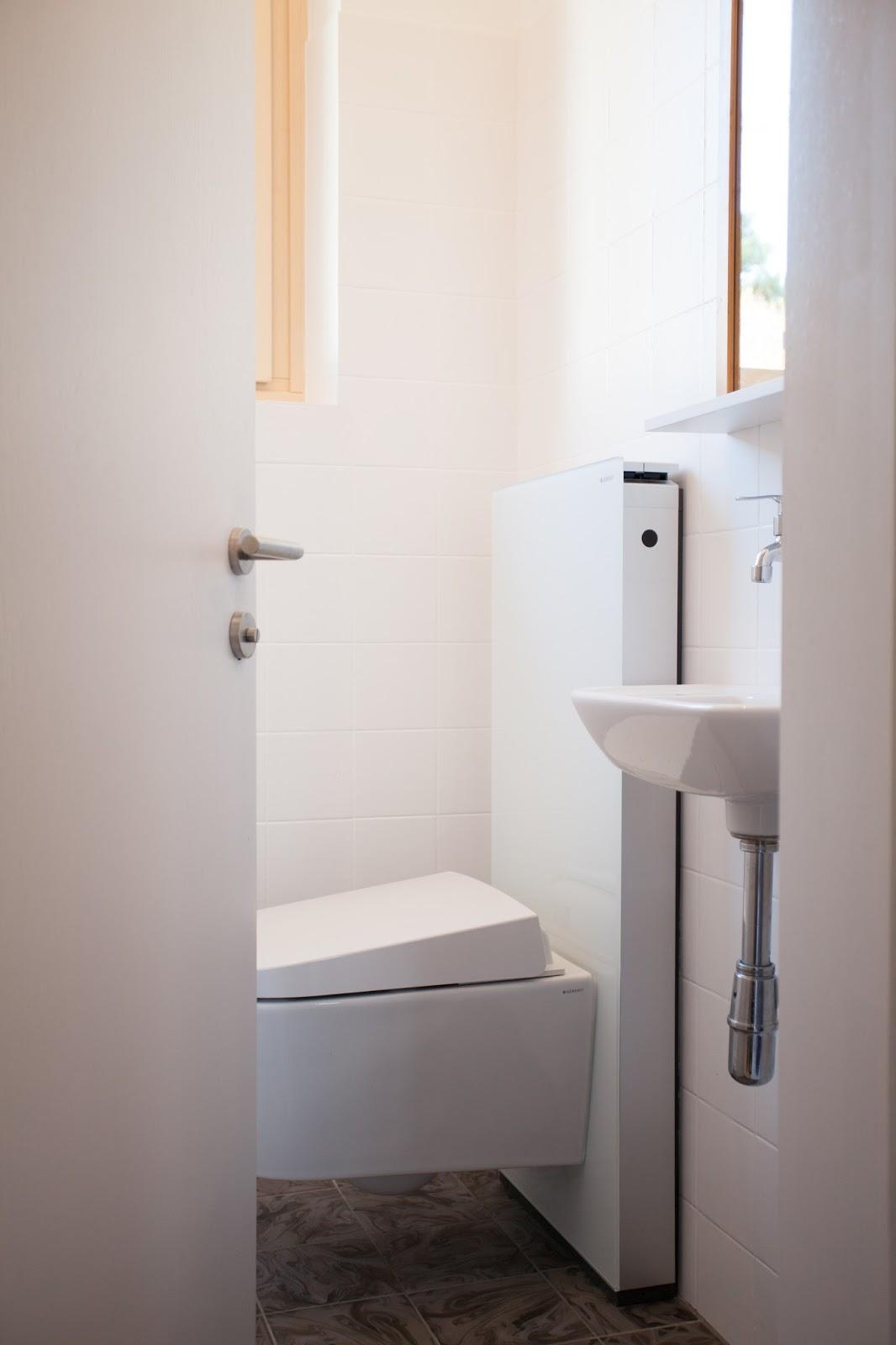 Lobeshymne auf unser neues Dusch-WC - WOHNPROJEKT - Wohnblog für ...