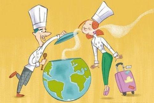 Cucina dal mondo: conoscere e sperimentare gusti lontani