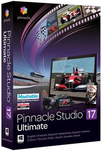 Baixar Pinnacle Studio 17.6 Ultimate + Ativação