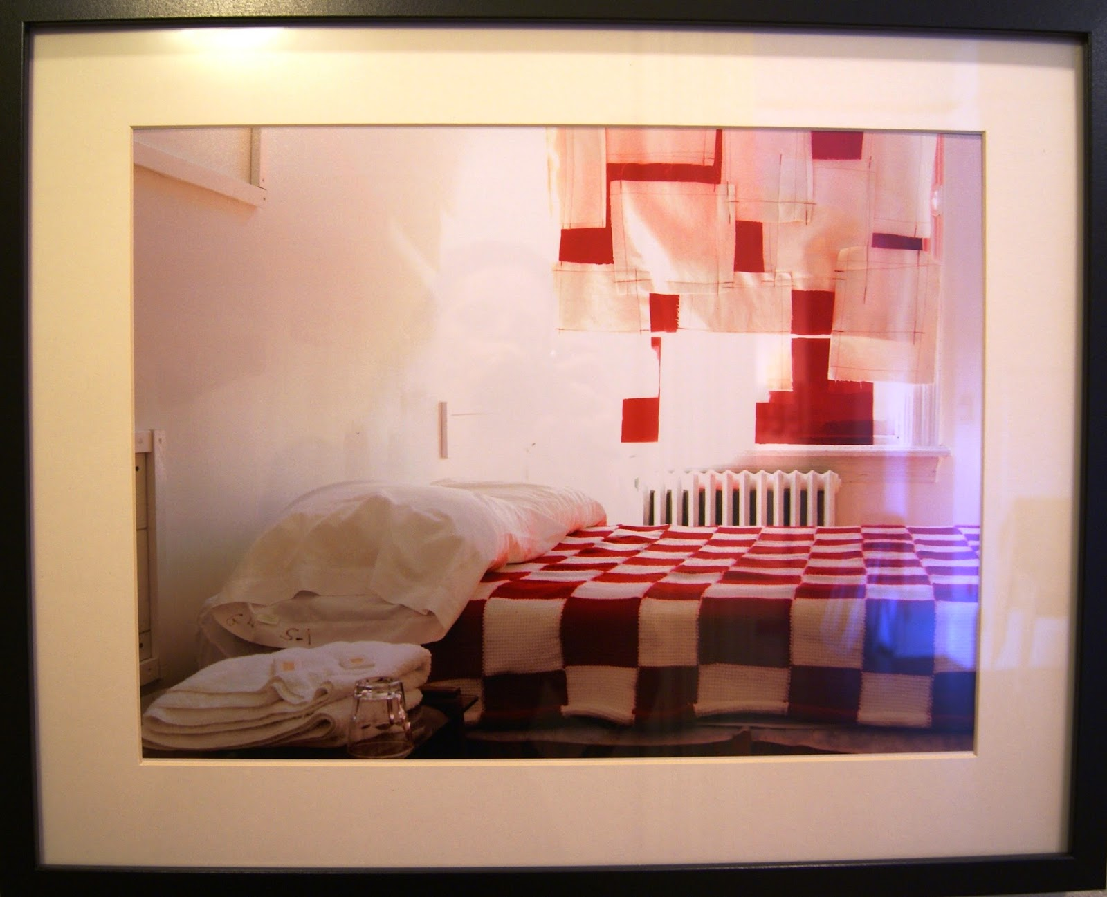 125/THEN/NOW/NEXT Exhibit at the Gladstone Hotel on West Queen West in Toronto, Art, Culture, Exhibition, Artmatters, History,Architecture, Ontario, Canada, The Purple Scarf, Melanieps, Photography, Vouge Magazine, Nuit Blanche, Pamela Gawn, Room, Local, Designed