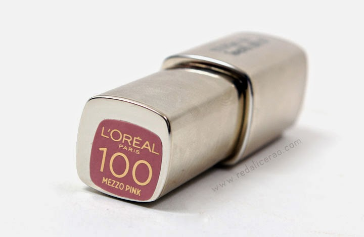 Extraordinaire by Color Riche, L'Oreal Paris Lip color, Mezzo Pink, lip gloss, beauty blogger, beauty blog, pakistani fashion and beauty blog, Loreal, Lipstick, Beauty product review, Product reviews