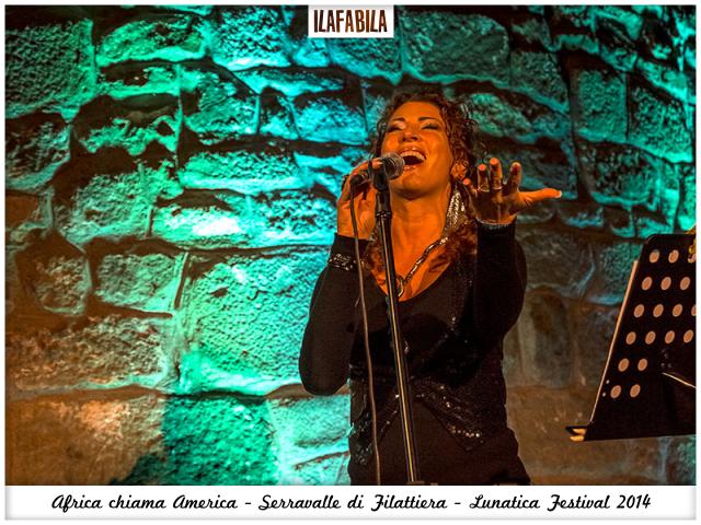 Africa chiama America - Serravalle di Filattiera - Sydney Glee - Lunatica Festival 2014