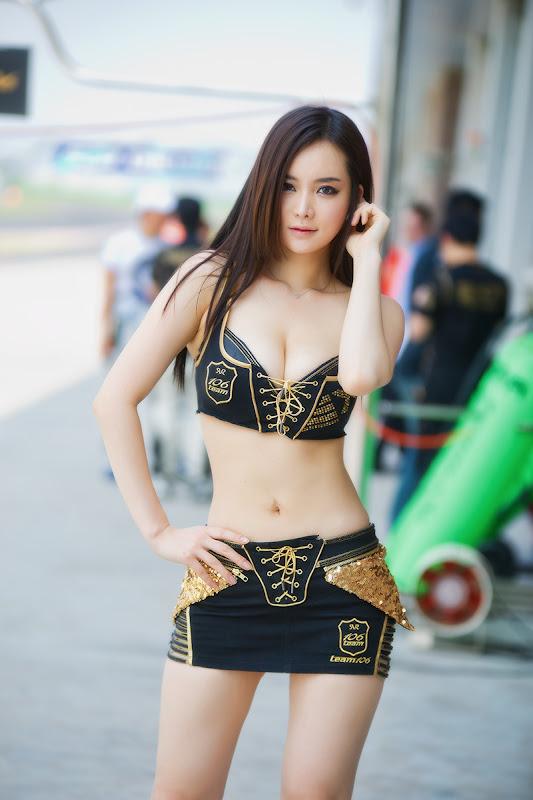 Latest Korea Model Im Ji Hye Photo Gallery