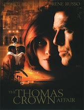 El caso Thomas Crown (1999) [Latino]