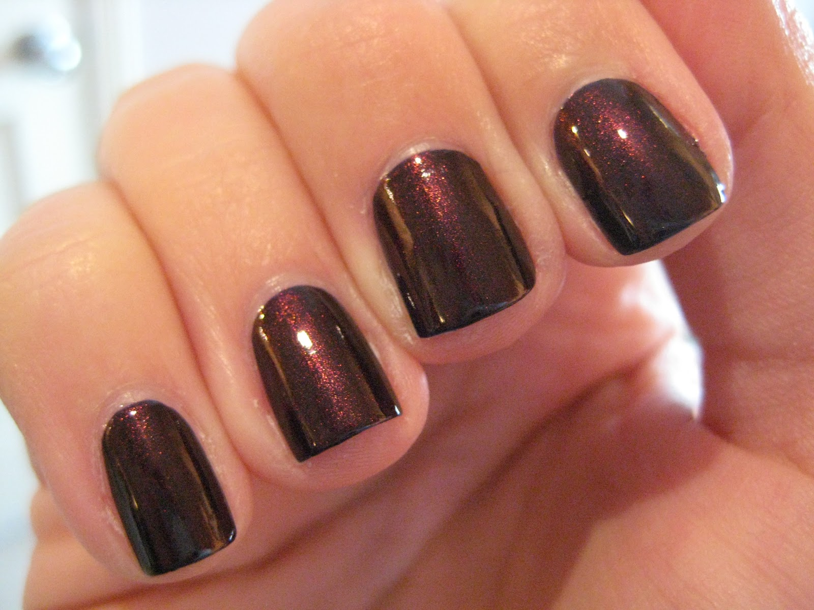 Nail Polish Nonsense: OPI Every Month is Oktoberfest