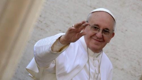 Em comunhão com V. S. Papa Francisco