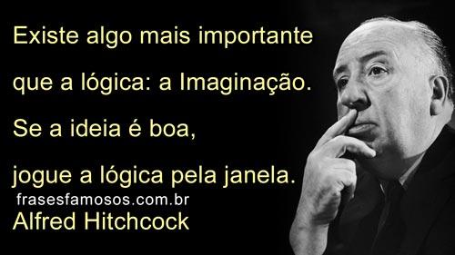 Frase de Alfred Hitchcock