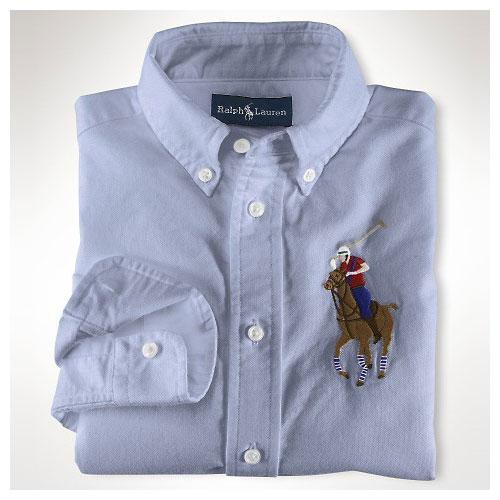 Camisas Hombre Ralph Lauren Outlet