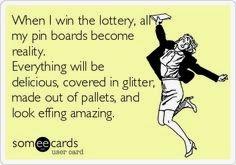 Lottery Ecard
