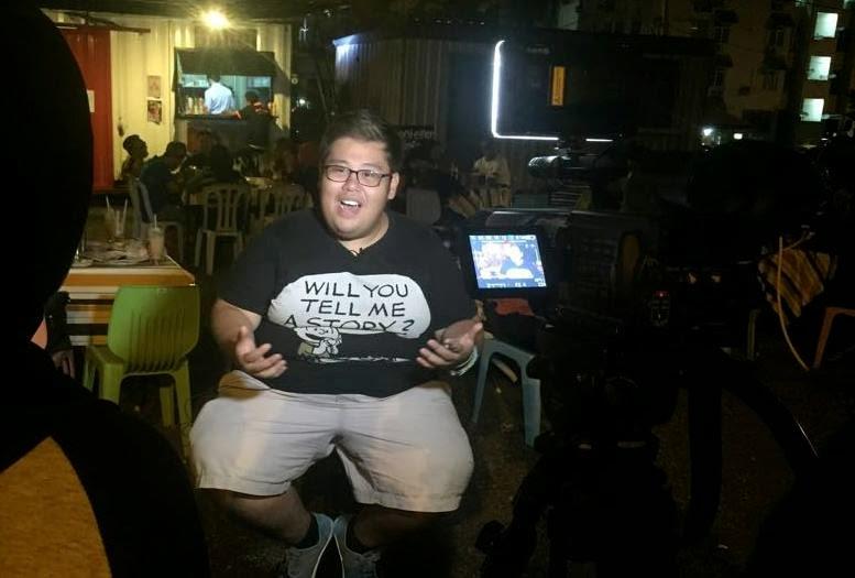 Pengalaman Rayyan Haries Sebagai Volunteer Disiarkan di SIS TV9