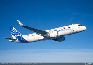 Harga pesawat terbang A320 neo