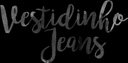 Blog Vestidinho Jeans