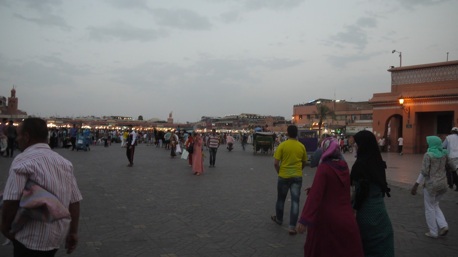 La Mode D'Emm Marrakech, Morocco, Jemaa el-Fnaa Square