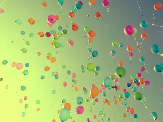ffffound birthday balloons