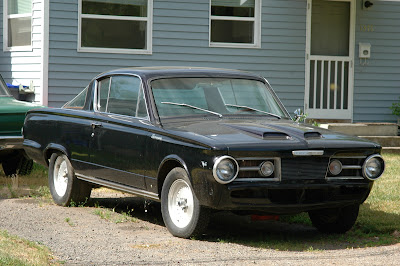 1965 Plymouth Barracuda Fastback.