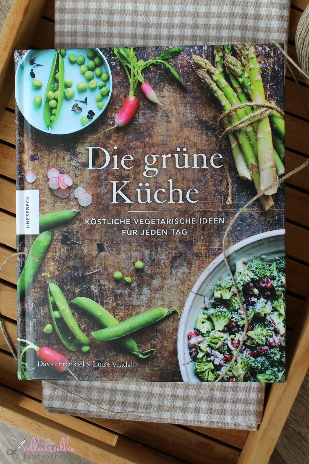 ullatrulla backt und bastelt: Die grüne Küche - mein neues ...
