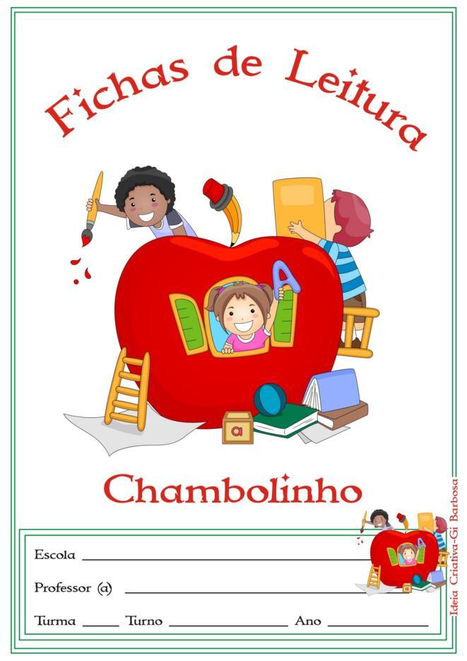 Fichas de Leitura Chambolinho