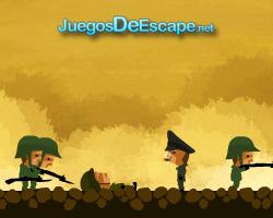 solucion juego Mini Commando guia