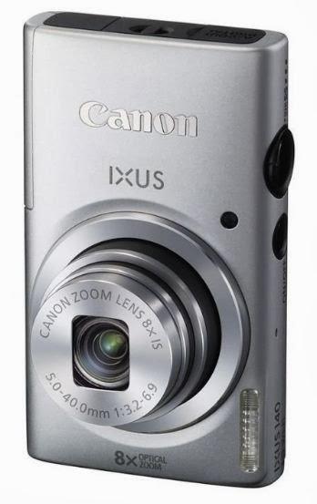 Harga dan Spesifikasi Canon Ixus 140 – 16 MP