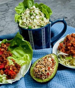 Hippocrates Health Institute raw food