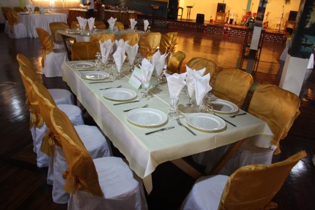 Centre Touristique de Nkolandom - Ebolowa - Banquets - Les Marches d'Elodie