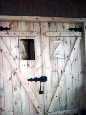 Ideatumobiliario portones r sticos for Portones madera rusticos