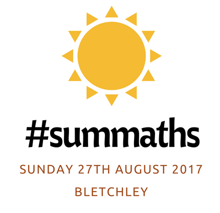 Buy #summaths tickets!