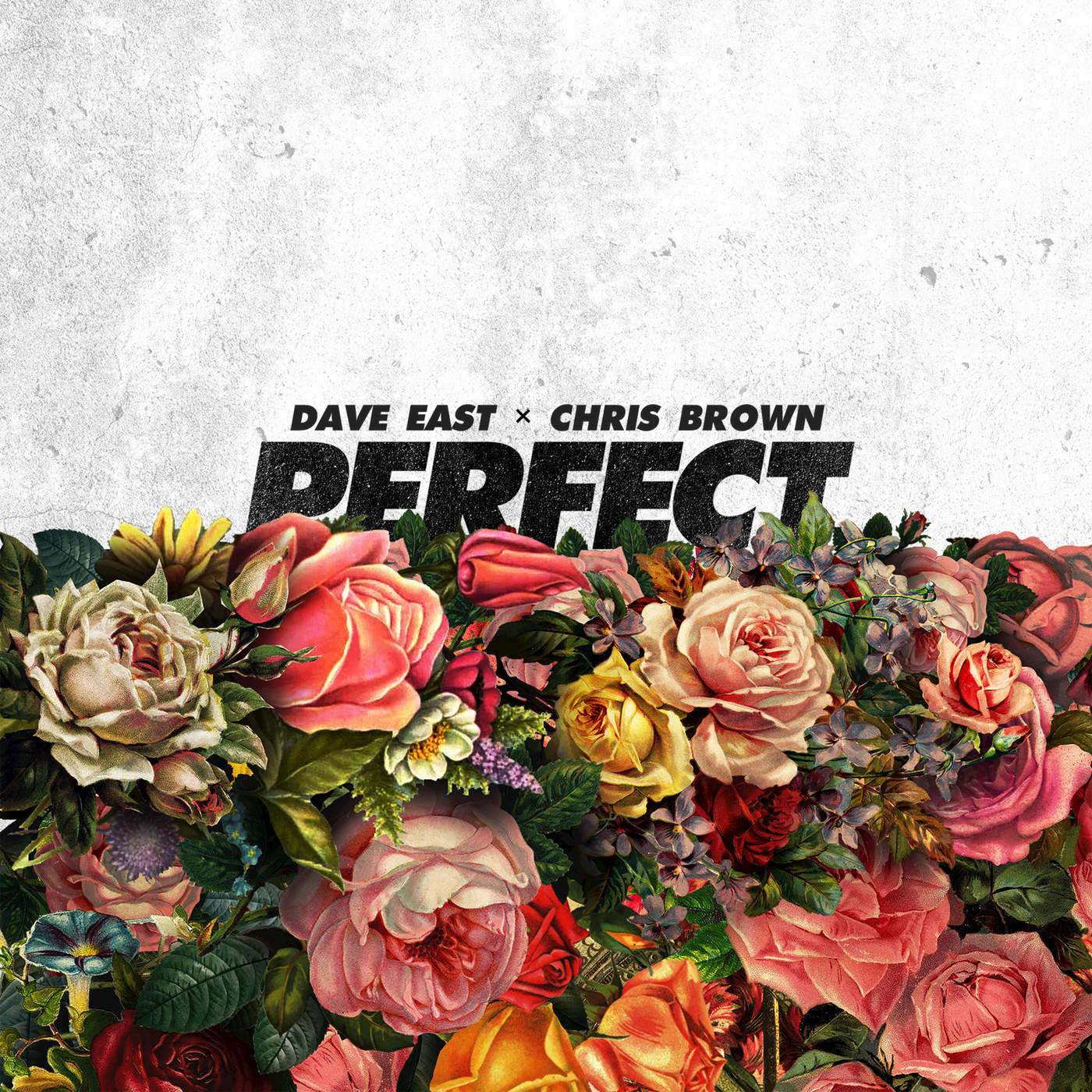 Dave East - Perfect (feat. Chris Brown) - Single Cover