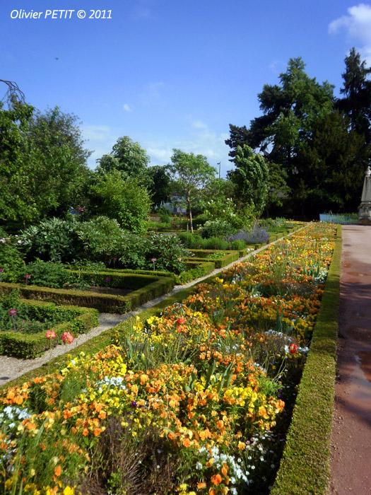 Patrimoine de lorraine nancy 54 le jardin botanique dominique alexandre godron - Jardin dominique alexandre godron ...