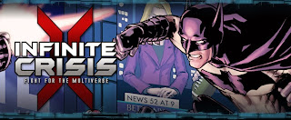 Free Infinite Crisis: Fight For The Multiverse digital comic