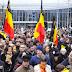 Βέλγιο: Διαδήλωση αλληλεγγύης προς τον ελληνικό λαό και κατά της λιτότητας