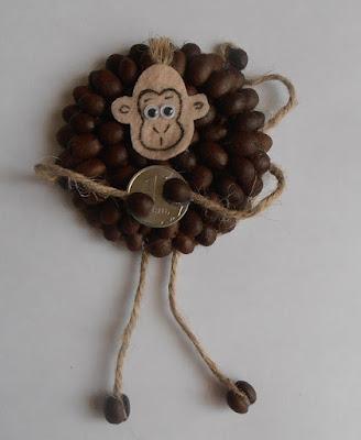 обезьяна своими руками