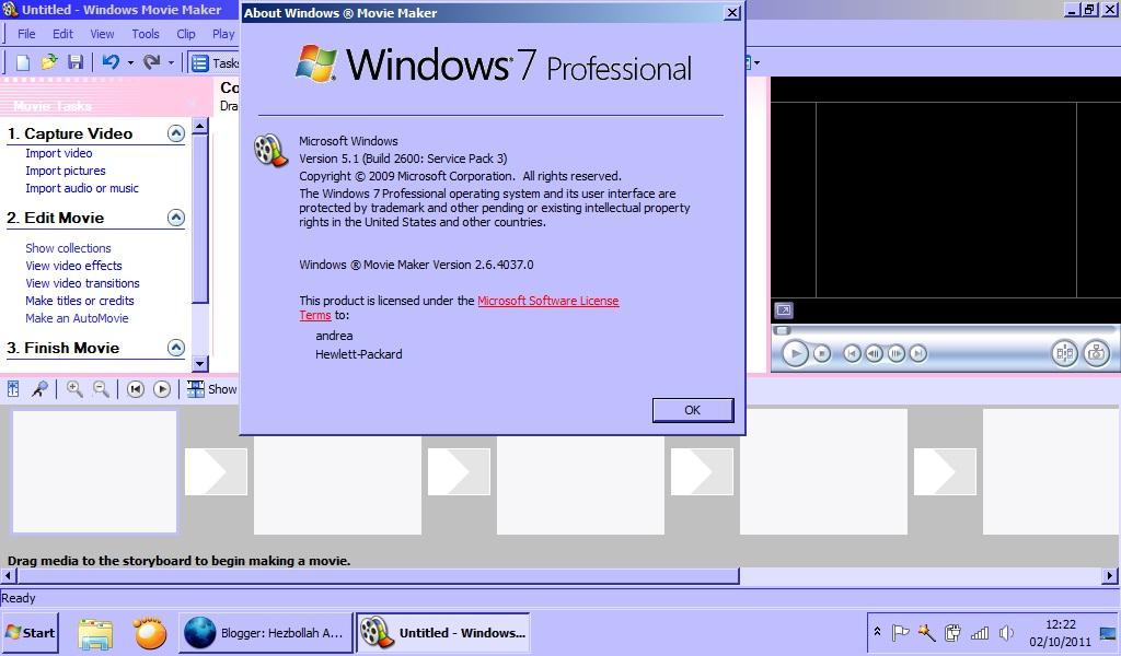 Как скачать программу windows movie maker 2 6