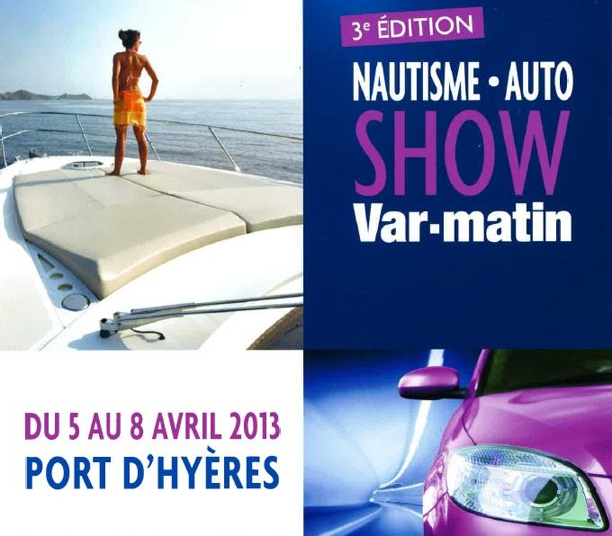 Yachting events et location le blog salon du nautisme for Salon nautisme