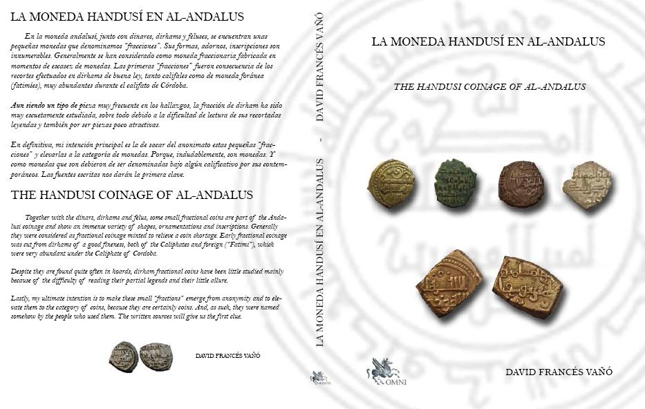 La moneda handusí en Al-Andalus Portadaow