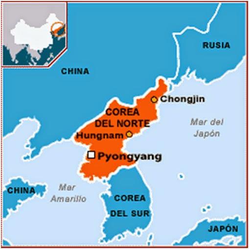 La filosofía política de Corea del Norte