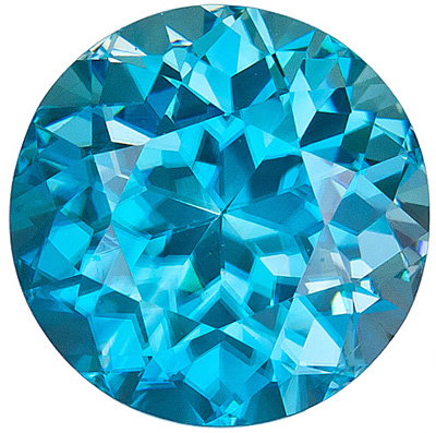 majestic blue zircon collection just in gemstone