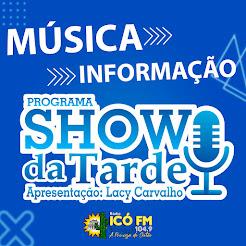 PROGRAMA SHOW DA TARDE