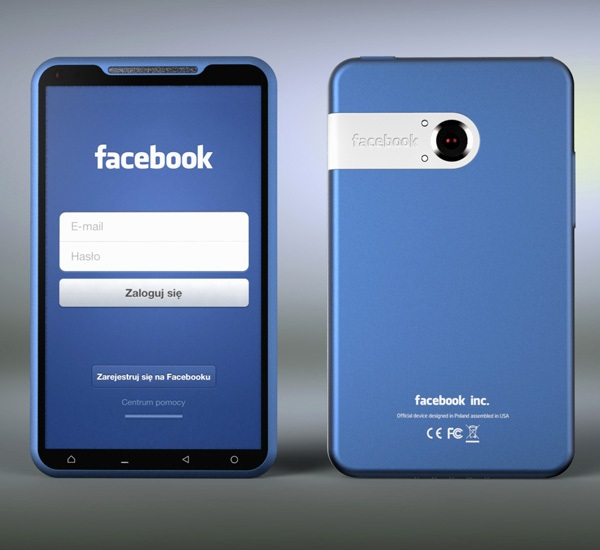 The Facebook Phone