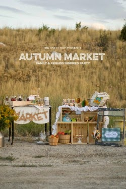 The Party Hop: Autumn Market