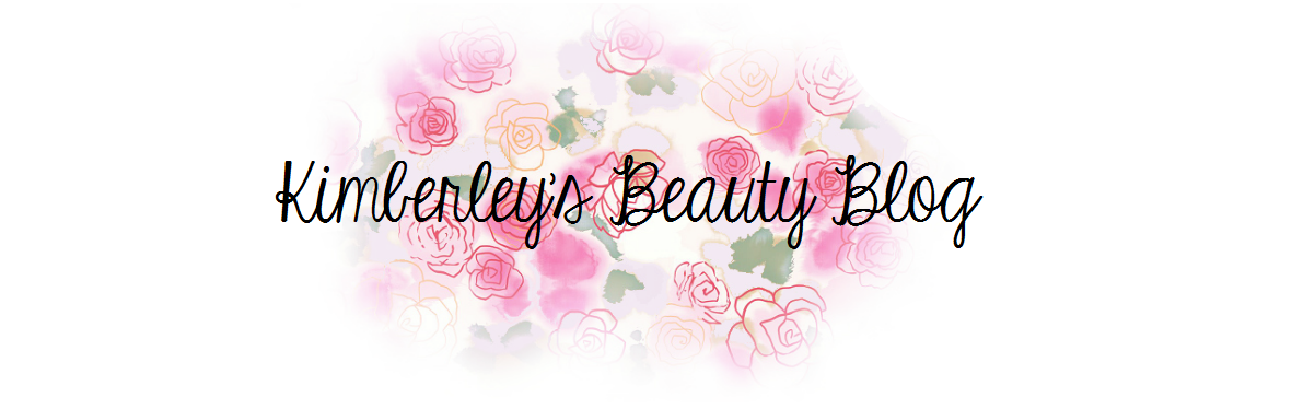 Kimberley's Beauty Blog