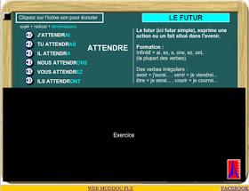 Aprendelenguas Fle Conjugaison Le Futur Simple Exemples Avec Attendre Et Repondre