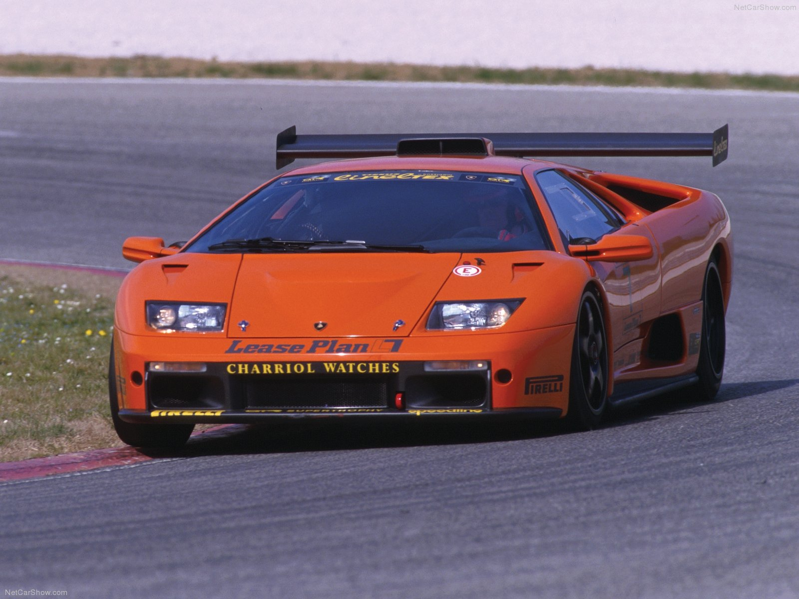 Hình ảnh siêu xe Lamborghini Diablo GTR 1999 & nội ngoại thất