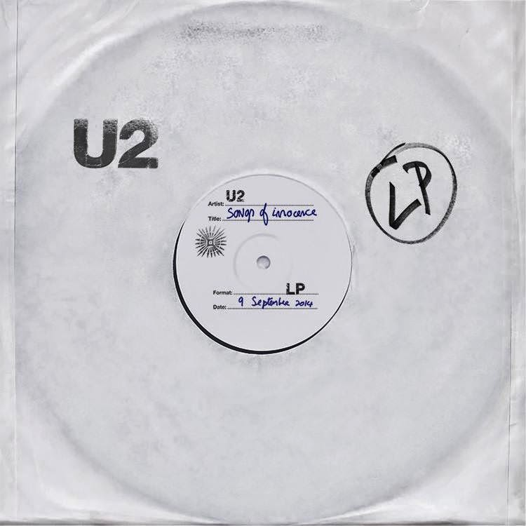 U2, zene, Songs of Innocence,